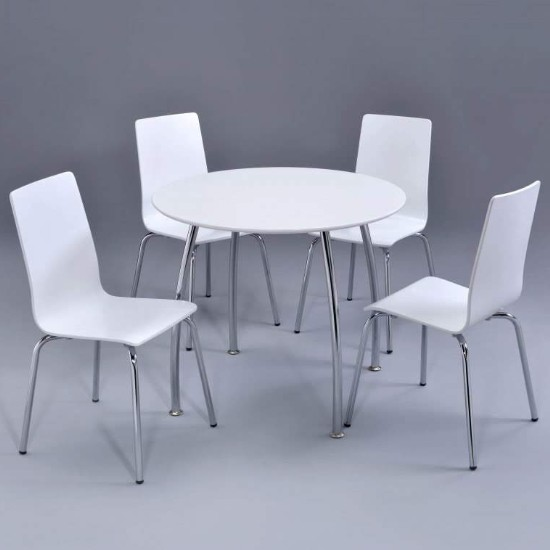 dove dining set