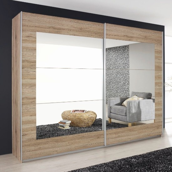 Alegro sliding door wardrobe